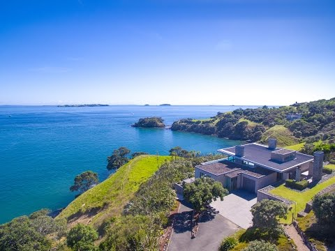 Waiheke Island Property - 9 Alan Murray Lane, Matiatia Estate