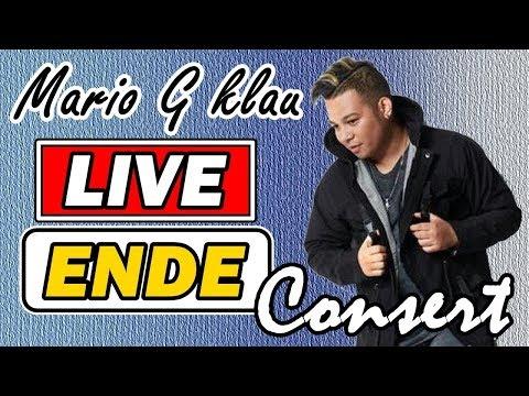 Mario G.  Klau ft Inggit -  Dia  (Live Ende City 2016)