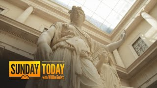 Meet The Essential Staff Overseeing The Closed Metropolitan Museum Of Art | Sunday TODAY