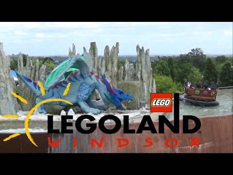 Legoland Windsor Tour & Review with The Legend