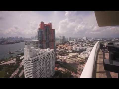 Continuum On South Beach Condo Short Term Vacation Furnished Holiday Rental Mi For Rent