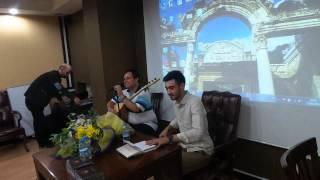 Süreyya Açıkgöz 13 Eylül 2014 Kurtuba Kitap Kahve Programı Part 4