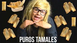 Puros tamales ♥! (parodia shakira - chantaje ft. maluma)