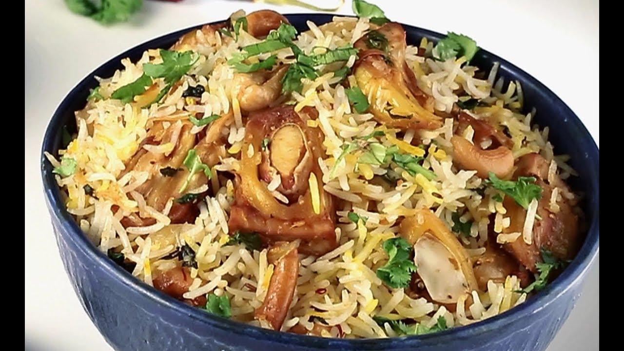 Veg Kathal Biryani Recipe | वेज कटहल बिरयानी | How to Cook ...