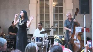 Star Studded Evening of Jazz & Blues at the Hawaii State Art Museum feat Starr Kalahiki 7-5-2013