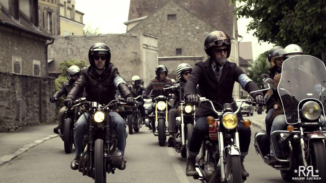 Rrl Riders Tour Paris 2014 Youtube