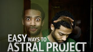 One of Ryan Cropper's most viewed videos: How To Astral Project | 5 New (Easy Astral Projection Techniques)
