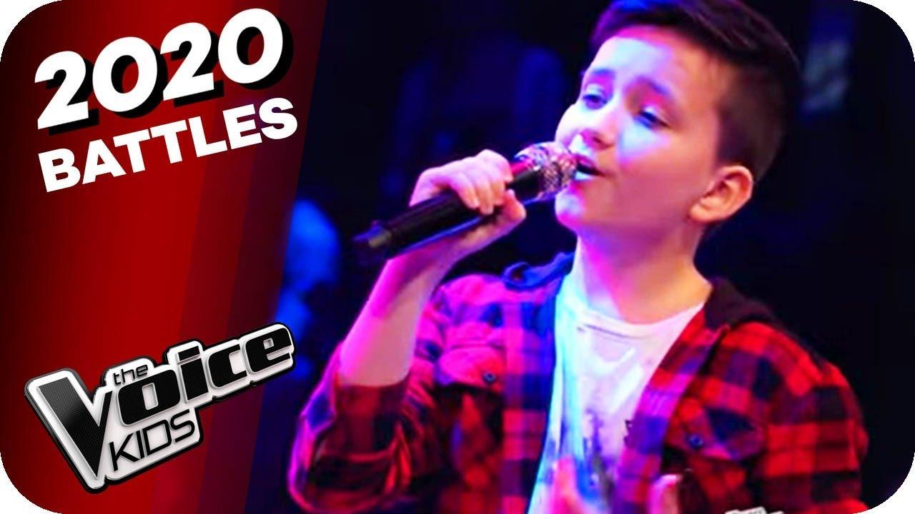Les Miserables - I Dreamed A Dream (Enno / Yike / Nikolas) | The Voice Kids 2020 | Battles