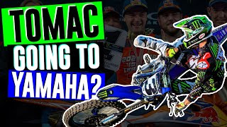 Eli Tomac Signing with Yamaha for 2022?!?!