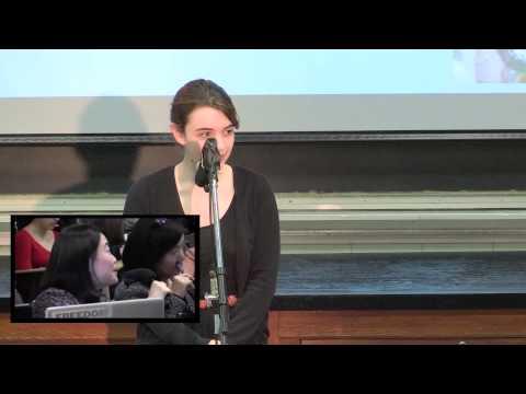 2013 URI Chinese Speech Contest