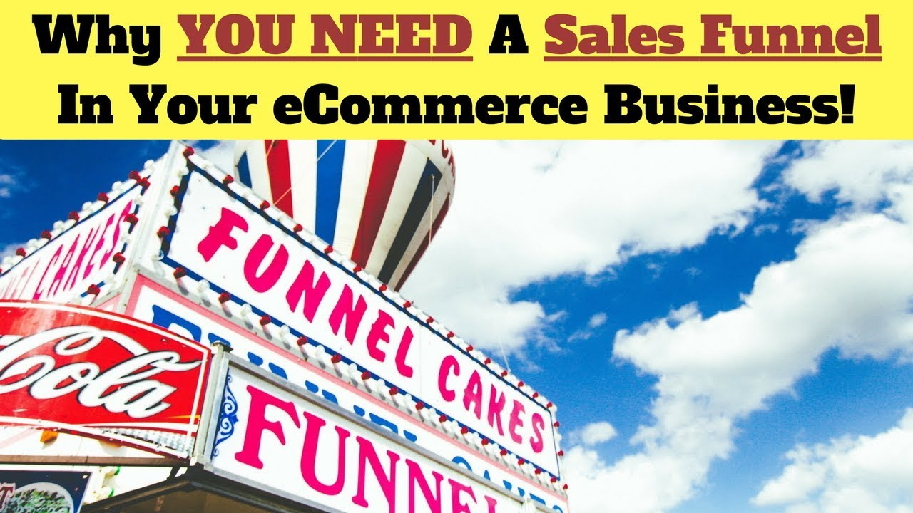 Clickfunnels Review: Why Your Ecommerce Business Needs A Sales Funnel