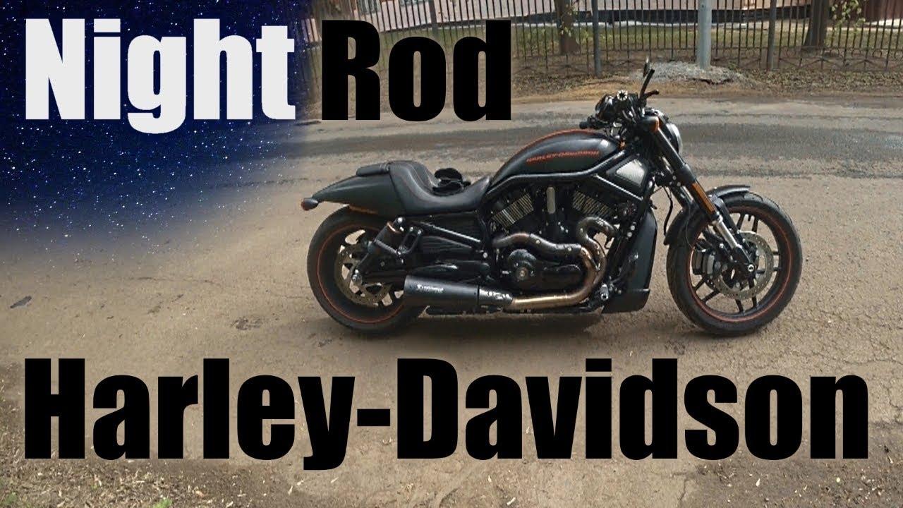 H-D V-Rod (Night Rod) '15 тест-драйв. Душевный навал