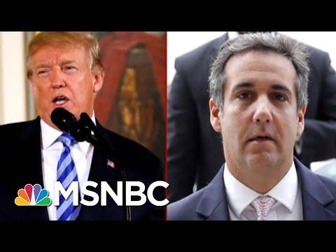Michael Avenatti: Michael Cohen Has 'Multiple' Recordings Of President Trump | Deadline | MSNBC