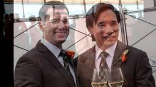 Gay wedding. Гей весілля. Гей свадьба.