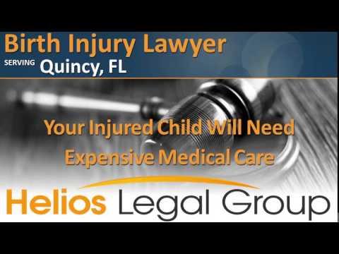 Quincy Birth Injury Lawyer & Attorney - Florida