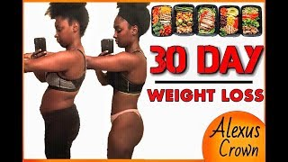 30 DAY BODY TRANSFORMATION   *BEFORE and AFTER pics*