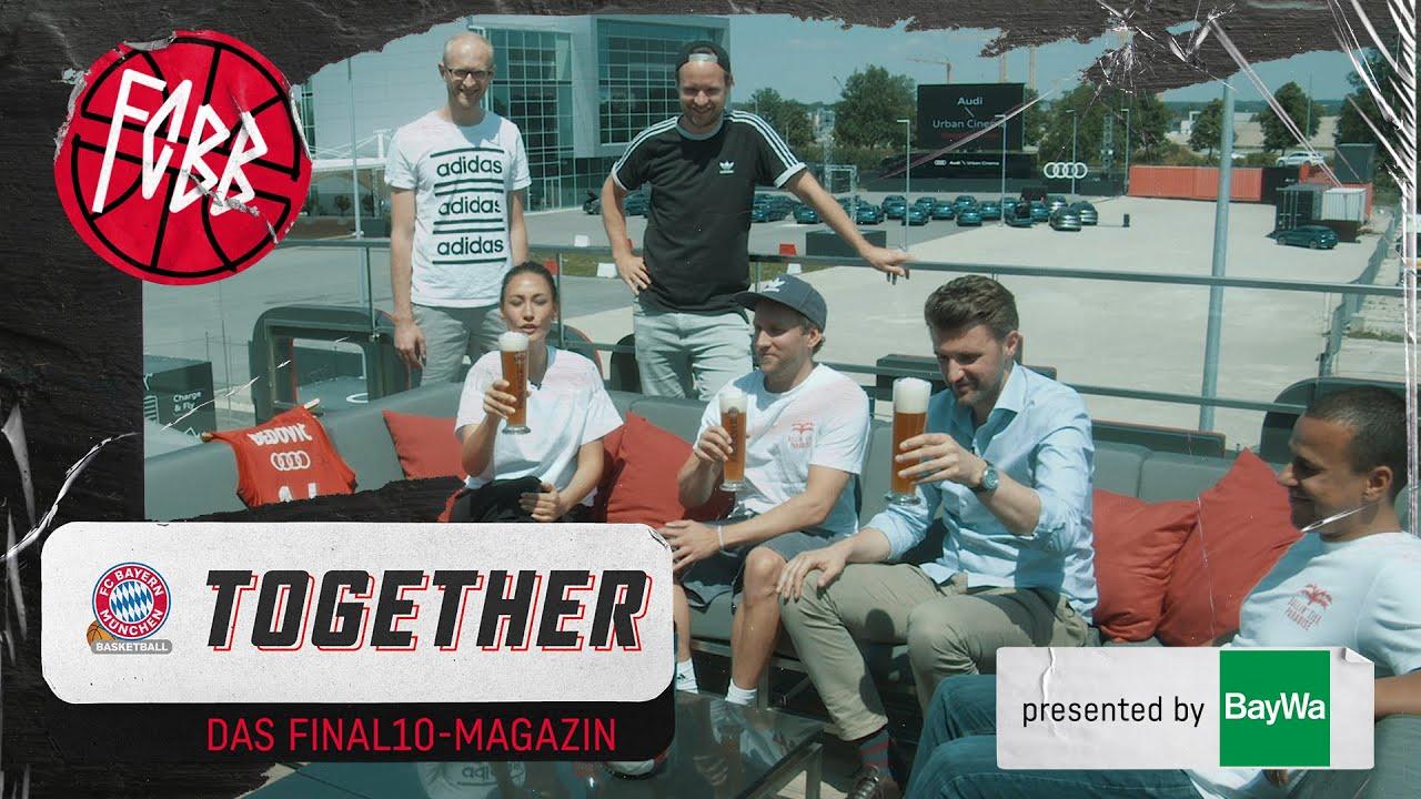 TOGETHER - Das Saisonfinale | Gast: Marko Pesic | presented by  #BayWa