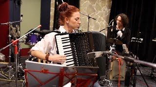 Gotan Project-Last tango in Paris (Accordion cover by Moscow Night Group)