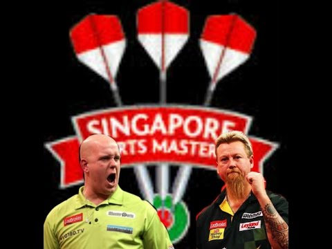 PDC World Series of Darts 2014 HD - Singapore