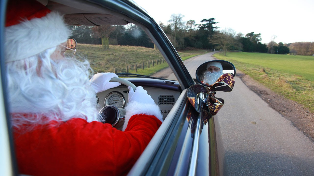 Nissan Figaro Owners Club Christmas Video 2015 Youtube