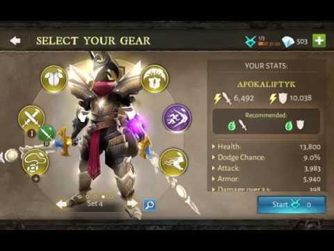 Dungeon Hunter 5 Gall