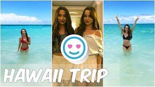 Merrell Twins - Hawaii Trip - SC & IG