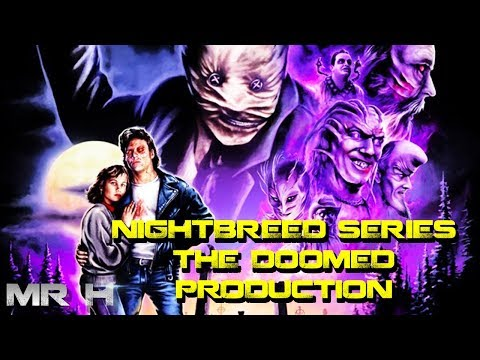 Nightbreed TV Series - A Doomed Clive Barker Production from YouTube · Duration:  15 minutes 2 seconds
