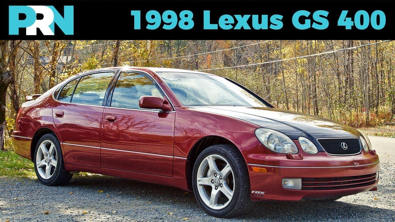 small resolution of 1998 lexus gs 400 testdrive spotlight
