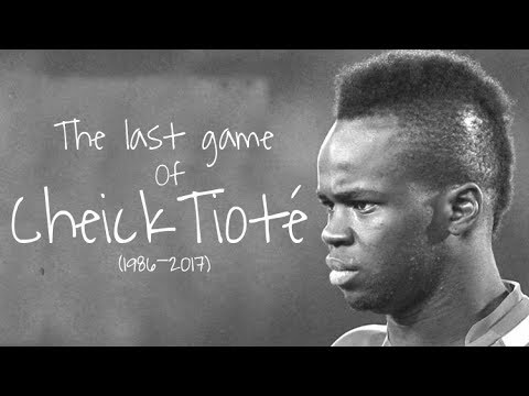 The Last Game Of Cheick Tioté (1986-2017)