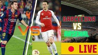 Fc barcelona vs arsenal live।। live ...