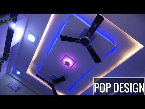 False Ceiling DESIGN | Home Tour