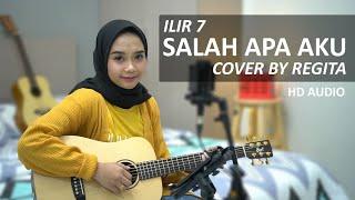 SALAH APA AKU ILIR 7 COVER BY REGITA