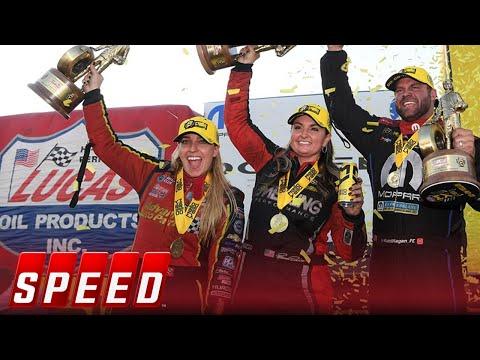 Force, Hagan and Enders win at the NHRA Nationals in Las Vegas | 2019 NHRA DRAG RACING