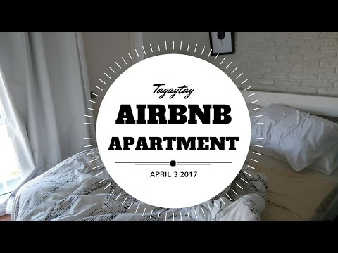 TAGAYTAY AIRBNB APARTMENT TOUR (NORDIC STYLE)
