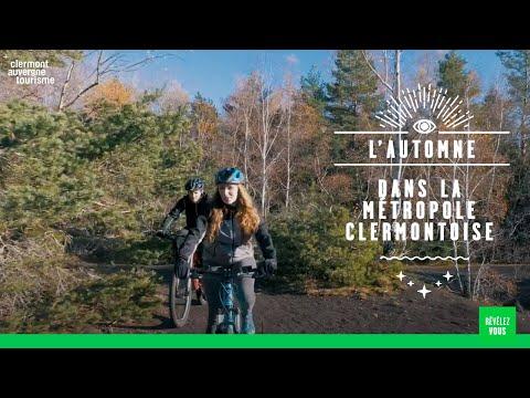 Une Journée D'automne Dans La Métropole Clermontoise