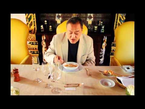 มารยาทบนโต๊ะอาหาร , Table Manner  (ป๋าปึกส์)