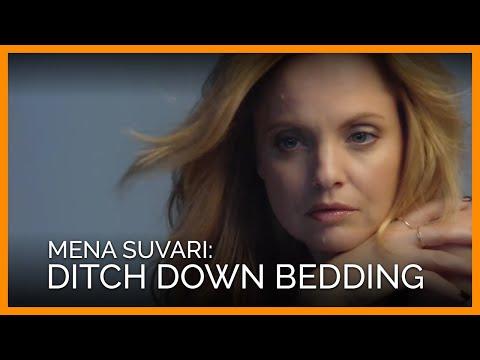 Behind the s: Why Did Mena Suvari Trash Her Bedding?