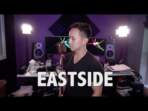 Eastside - Halsey, Khalid & Benny Blanco (Jason Chen x Jules Aurora Cover)