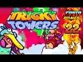 TU PEUX PAS TEST !  - Tricky Towers avec Fanta et Bob