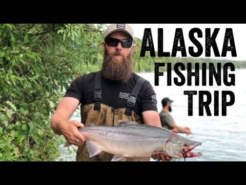 2018 Alaska Salmon Fishing Trip: Part 1