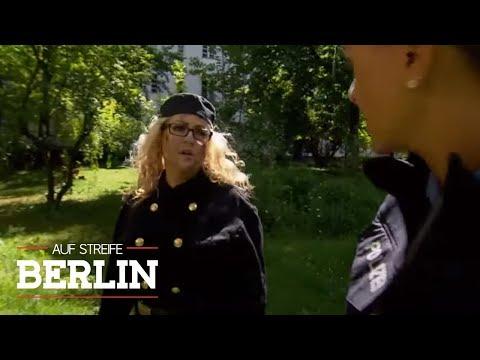 Schornsteinfegerin als Alibi für Einbruch?   Auf Streife - Berlin   SAT.1 TV