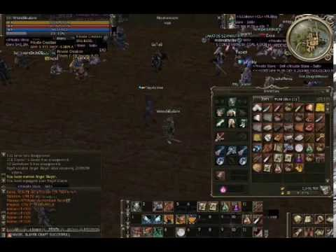 Angel Slayer Craft On Arion X4 Rates