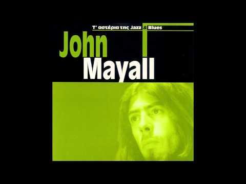 John Mayall - Gothenburg, Sweden, April 12th 1972, superb FM Broadcast