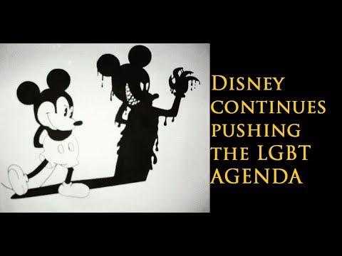 Disney continues to push the LGBT agenda - just say NO!