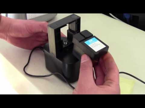 EZ-Used Ink Refill Machines for Hp and Canon Black Ink Cartridge