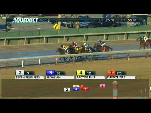 Firenze Fire - 2018 - The Jerome Stakes