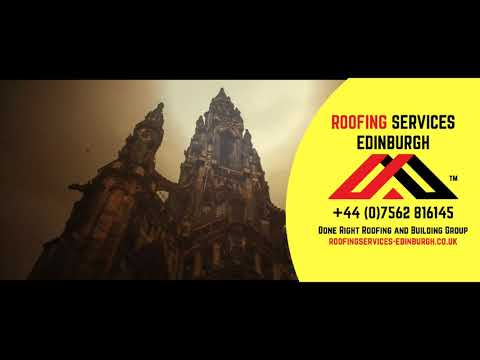 Roofing Services Edinburgh - Roofers Edinburgh