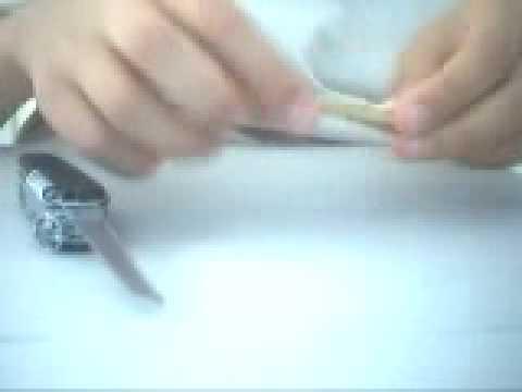 Comment faire un pistolet cure dent youtube - Comment fabriquer un pistolet ...
