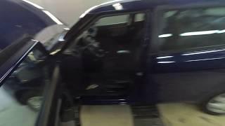 Skoda Fabia (Шкода Фабия) шумоизоляция панели автомобиля