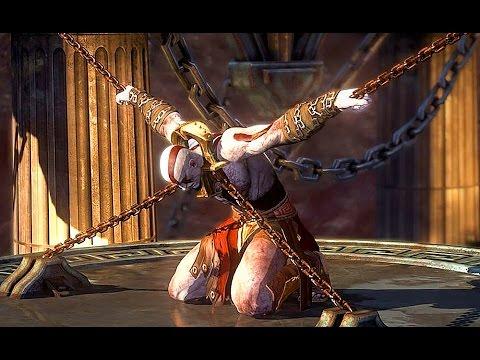 God of War: Ascension #1: THẦN SỨC MẠNH BỊ XÍCH